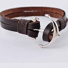 bracelet-ancre-marine-en-cuir