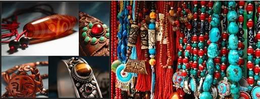 bijou tibétain